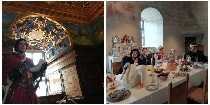 Kalmar slott - Visita guiada