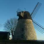 Molinos de viento en Suecia - Svea y Pablo